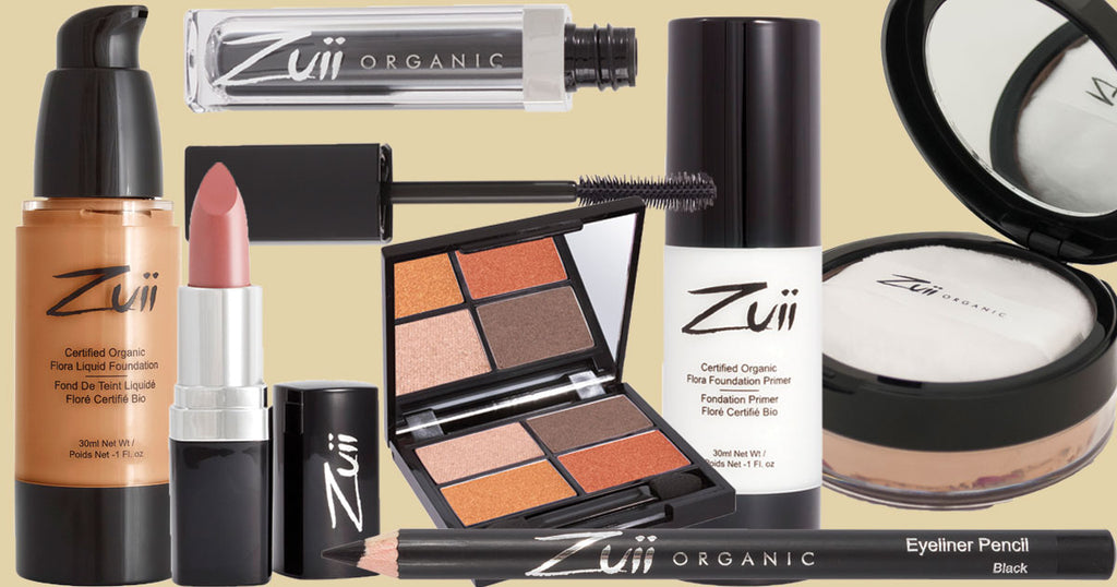 WIN Certified Organic Makeup Worth Over $270!