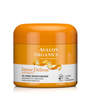 Avalon Organics Intense Defense Moisturiser with Vitamin C