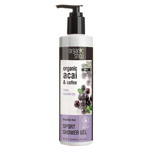 Organic Shop Brazilian Acai Tonic Shower Gel