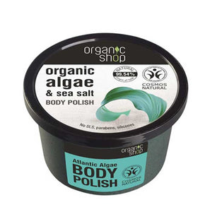 Organic Shop Atlantic Algae Body Polish