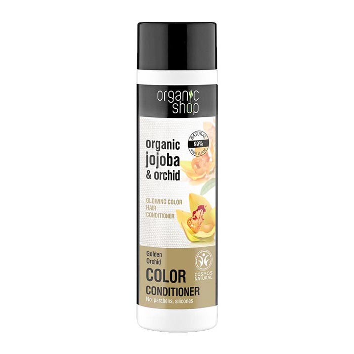 Organic Shop Golden Orchid Colour Protection Conditioner