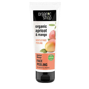 Organic Shop Apricot and Mango Face Peel