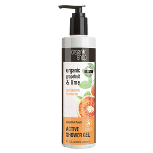 Organic Shop Grapefruit Punch Invigorating Shower Gel