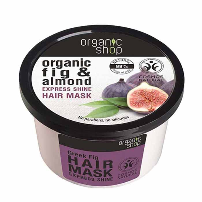 Organic Shop Greek Fig Shine Hair Mask