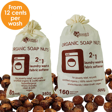 Organic Laundry Soap Nuts