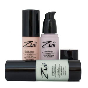 Zuii Certified Organic Flora Colour Corrective Primer Samples