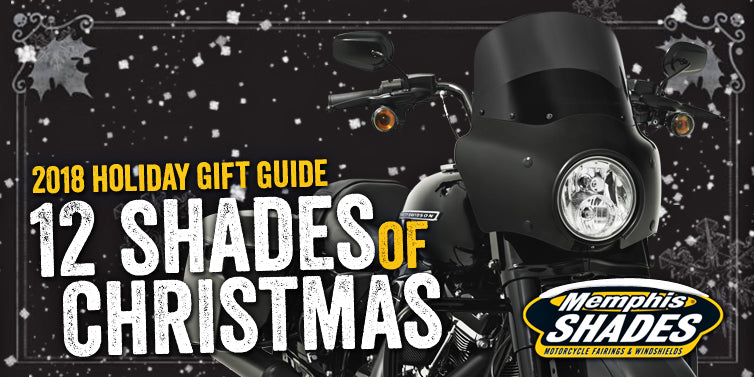 12 Shades of Christmas - Holiday Gift Guide