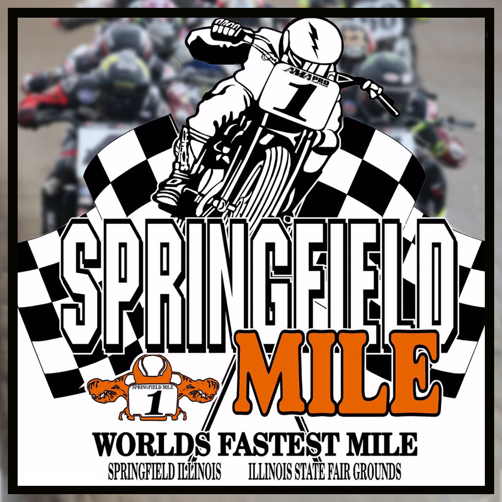 Springfield Mile 2020 - World's Fastest Mile