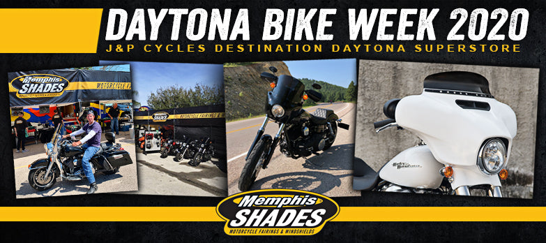 Memphis Shades Daytona Bike Week 2020