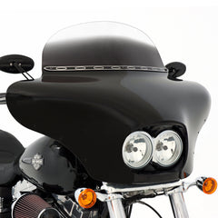 Batwing Fairing on '08 Harley FXDF Fat Bob