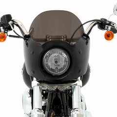 Cafe Fairing on 2012 Harley-Davidson FXDC Super Glide Custom