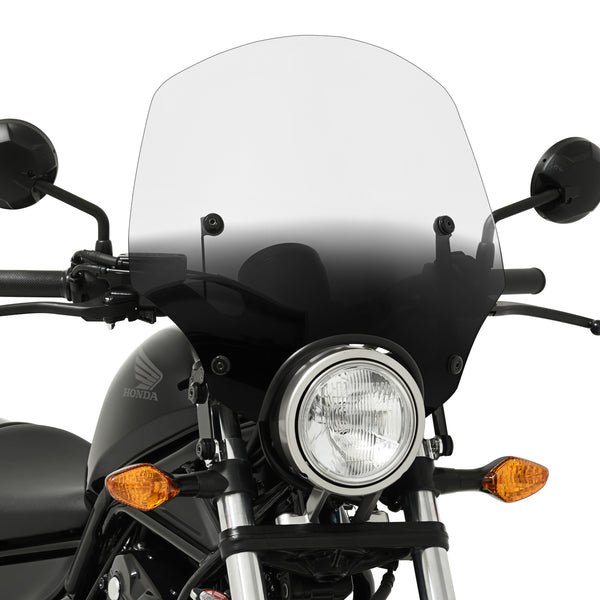 "15"" El Paso Sportshield on Honda Rebel 500"
