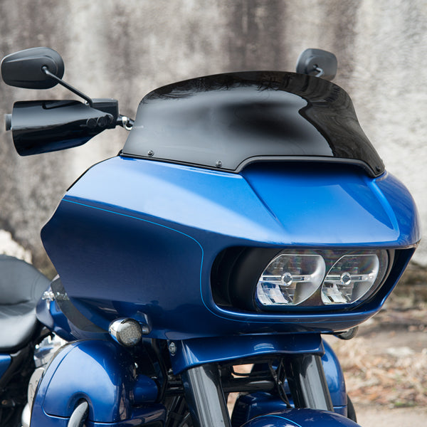 Harley Davidson Windshields >> Spoiler Windshields for '15 - Later FLTR Road Glide | Road ...