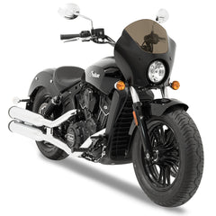 Gauntlet Fairing for 2015 - 2020 Indian Scout and Scout-Sixty