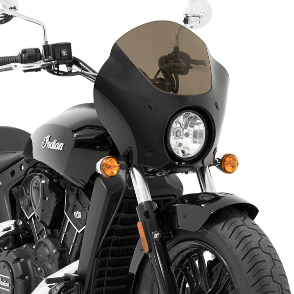Gauntlet Fairing for 2015 - 2021 Indian Scout and Scout-Sixty