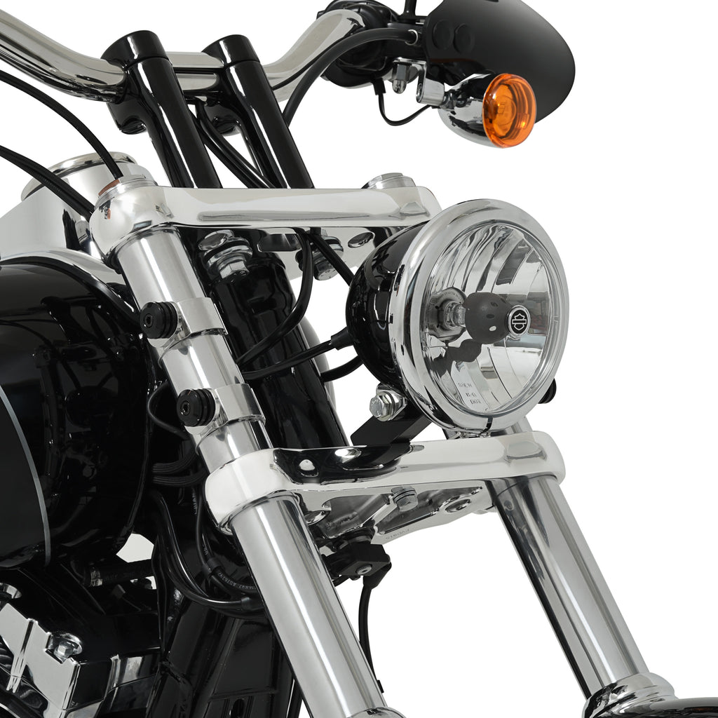 Fxdwg Dyna Wide Glide Headlight Extension Block