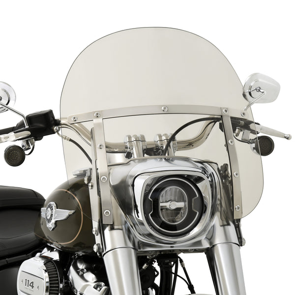 "15"" - Solar- Memphis Fats for 2018 Fat Boy Windshield"