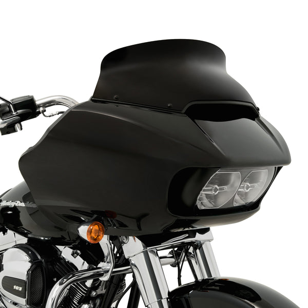"6.5"" - Black Opaque - Spoiler Windshield for FLTR Road Glide"