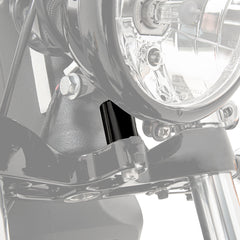 Headlight riser block -greyed out