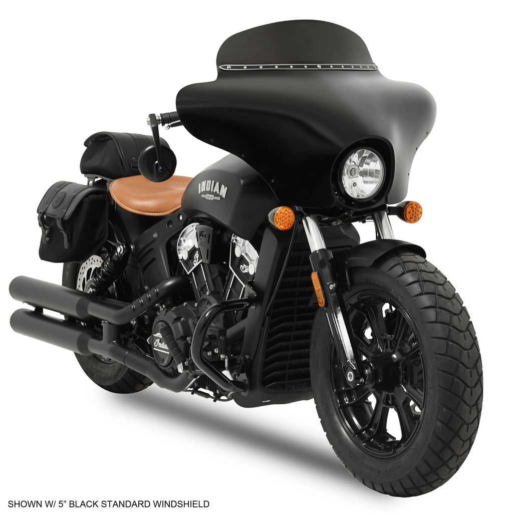 Batwing Fairing for 2018 - 2019 Indian Scout Bobber