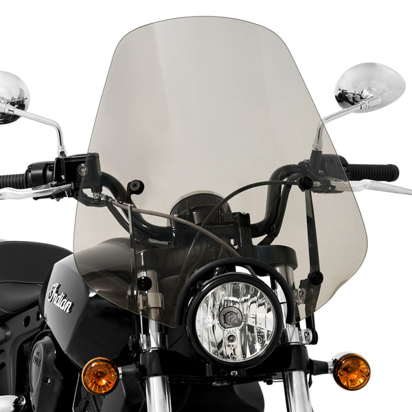 Rio Grande Sportshield - Solar - on a Indian Scout-Sixty