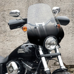 Rio Grande Sportshield on a HD Dyna FXDB Street Bob