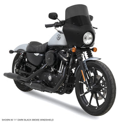Sportster 883 Iron with Road Warrior Fairing