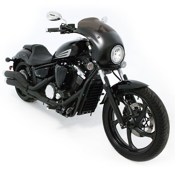 Bullet Fairing on a Yamaha XVS1300 Stryker