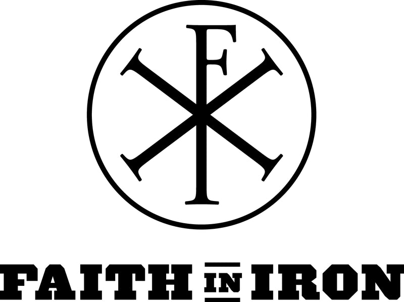 Faith in Iron Flagship Men's T