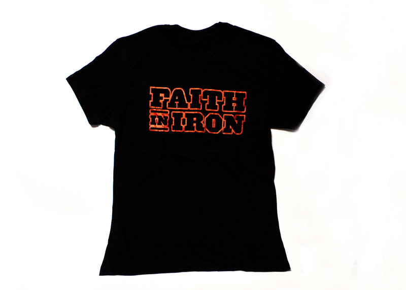 Faith in Iron Frontier Men's T
