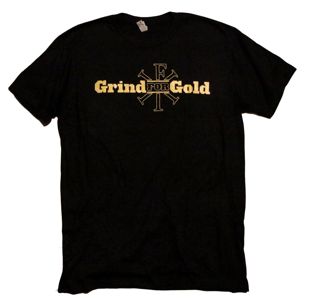 Grind for Gold men's T