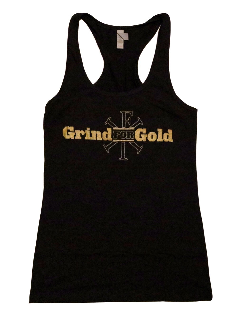 Grind for Gold women's tank