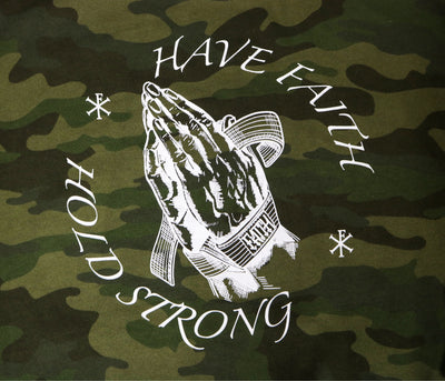 Hold Strong Hoodie