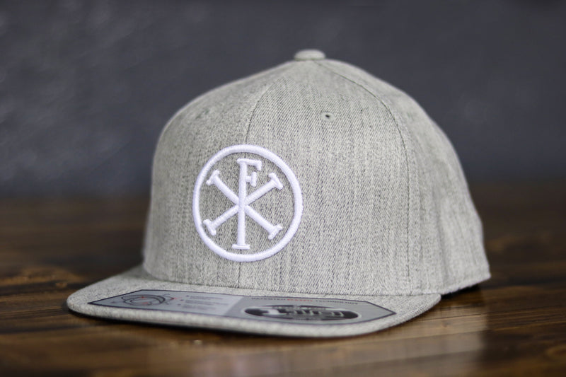 The logo dad hat
