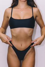 Buffy Bikini Pant - Black