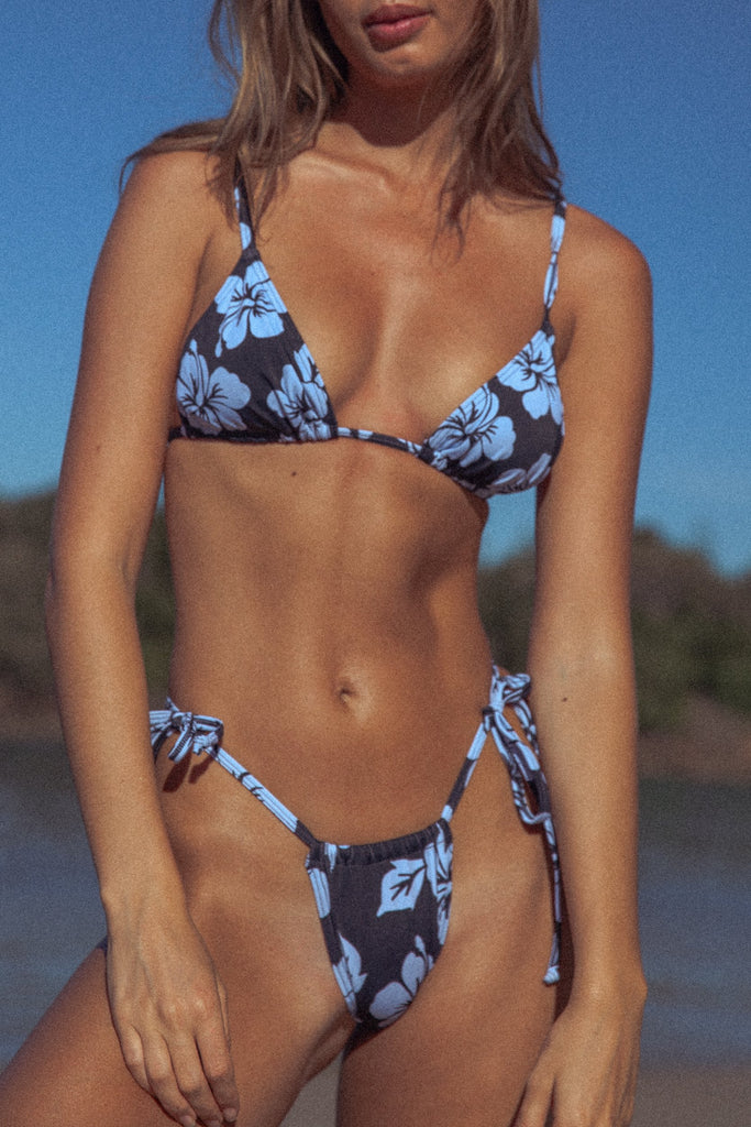 Vice 2.0 Bikini Pant - Blue Hawaii