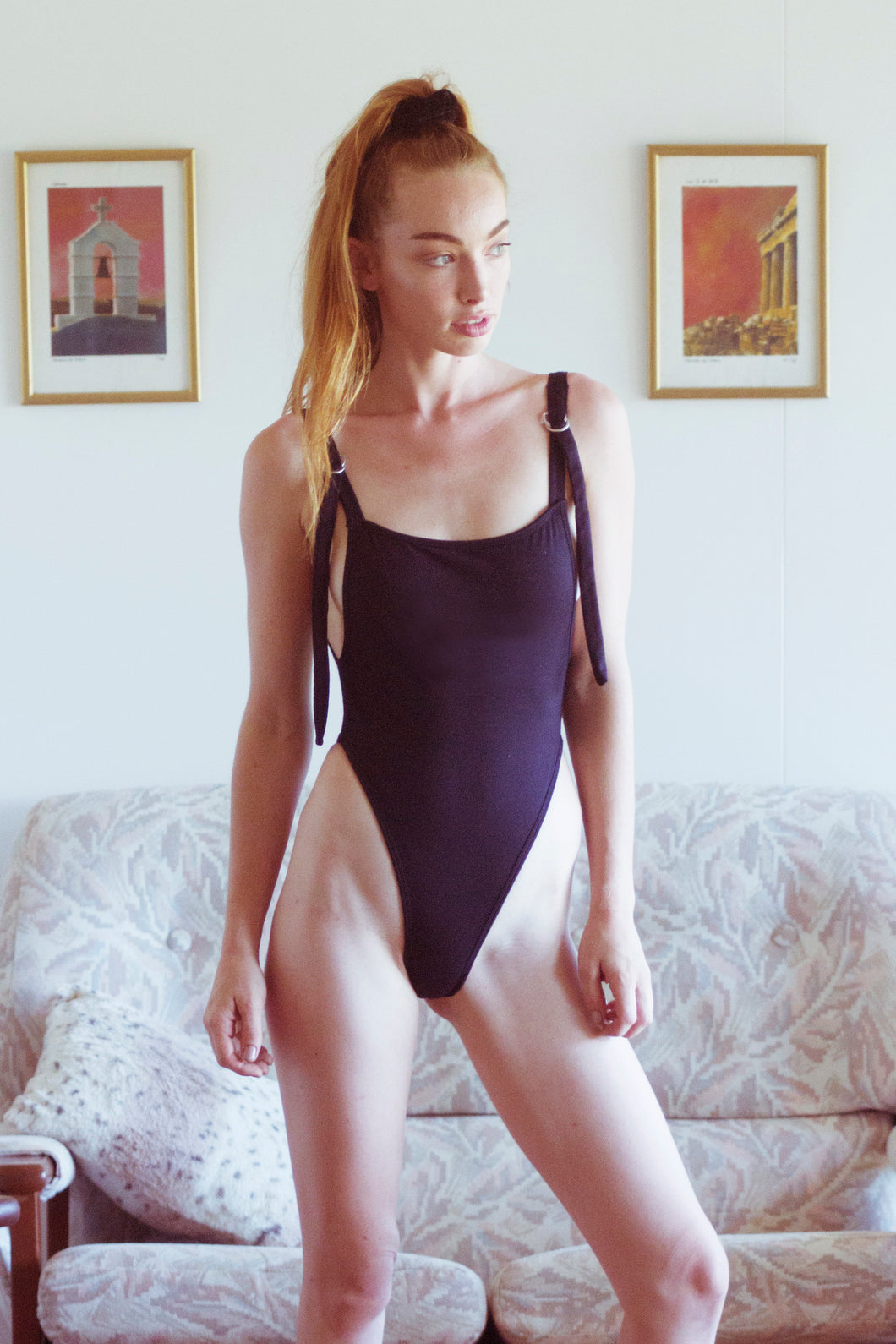 Sideboob One Piece (four colours available)