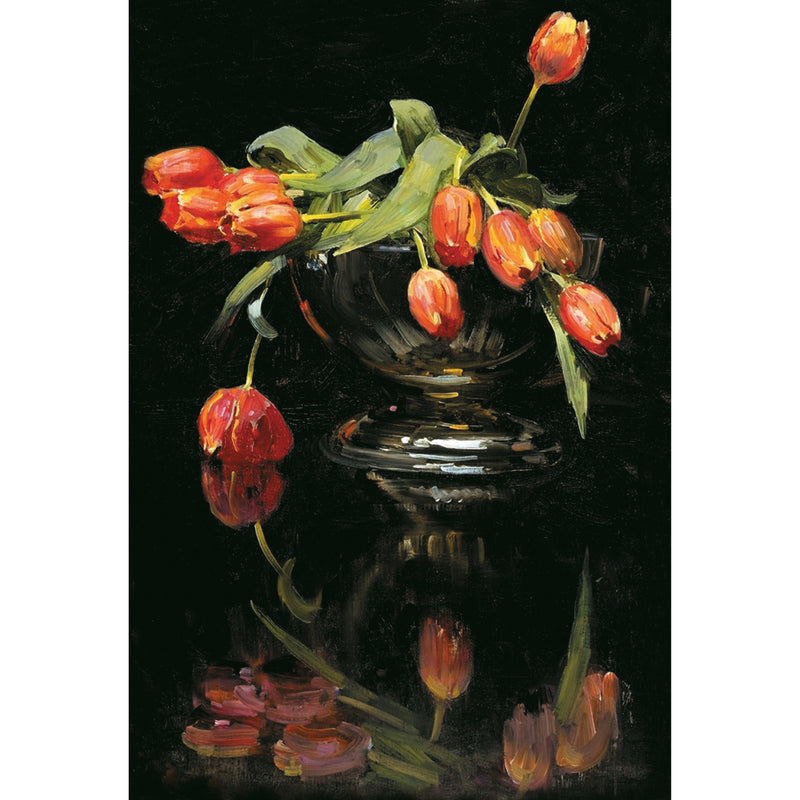 AES01 Tulips In Bowl