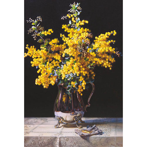 ANM13 Australian Golden Wattle