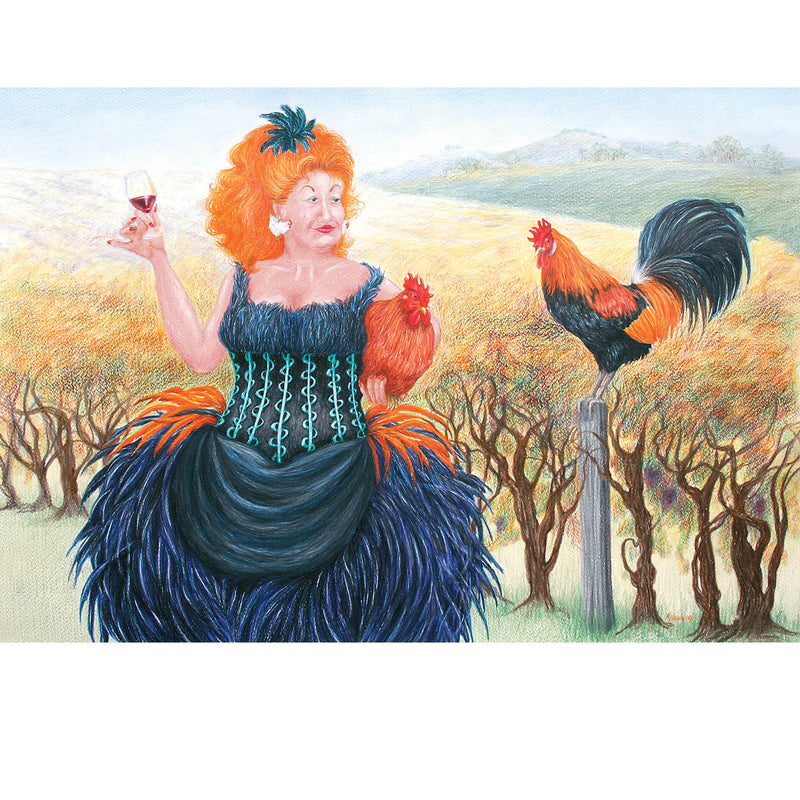 KB30 The Chook Lady