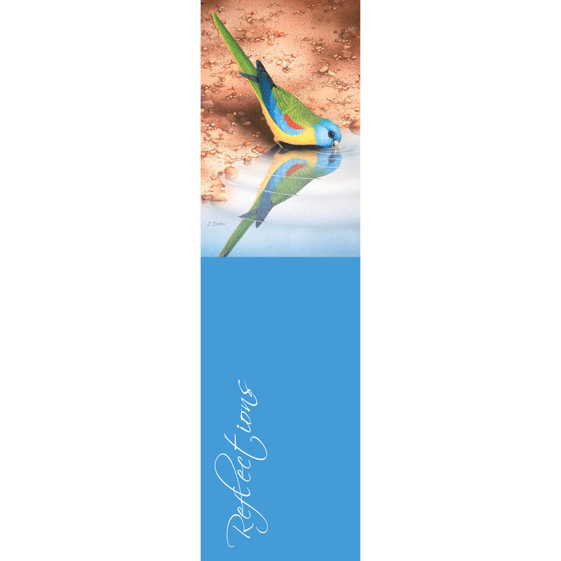 LC15B Reflections (Australian Turquoise Parrot)