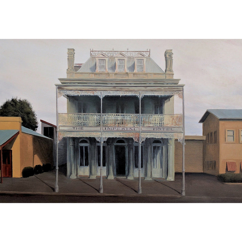MK01 The Imperial Hotel,1861, Castlemaine, Central Victoria