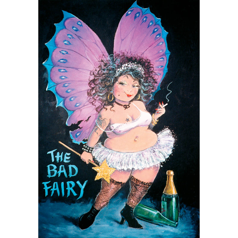 MM04 The Bad Fairy