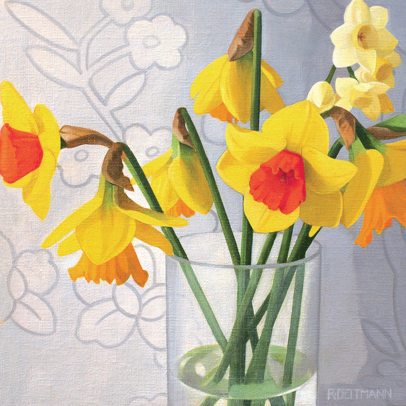 RD01G Daffodils And Jonquils