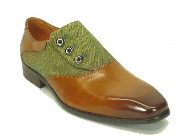 KS524-12 Button-up Slip-on Loafer