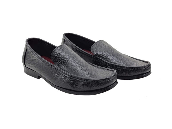 Timeless Slip-on Loafer In Leather Sole - Francis