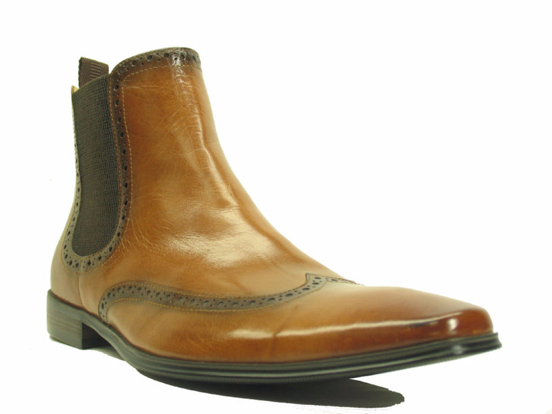Hand Polished Chelsea Boots