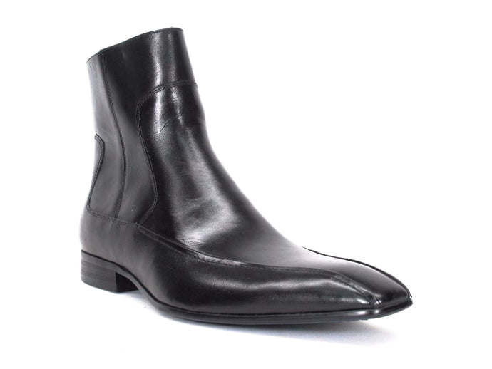 KB470-01 Burnished Zip Boots