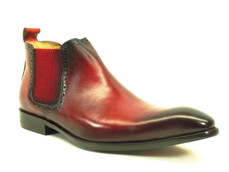 Hand Burnished Chelsea Boots