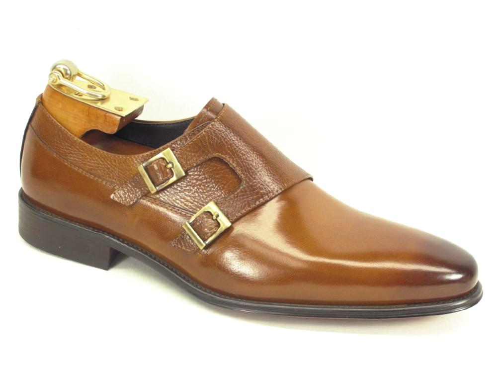 KS099-3003 Carrucci Double Monkstraps